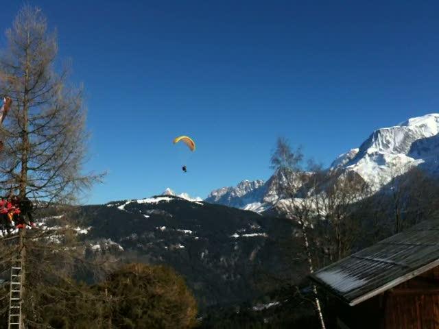 V&Ski St Gervais le 29/01/2011